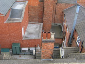 Aerial Photography Roof