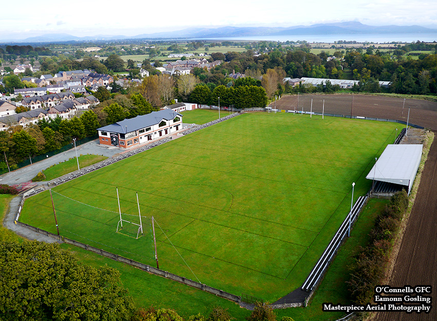 oconnells gfc louth gaa pitch